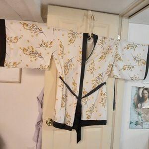 Mens Japanese Kimono/Happy Boy Jacket